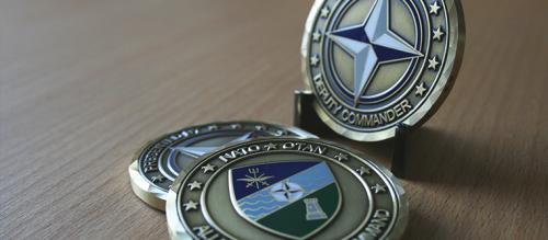 Moneda de la NATO